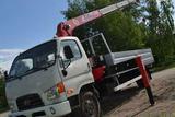Hyundai HD78 кран Uniс 2014 год новый - гарантия, бу